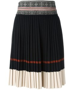JEAN PAUL GAULTIER VINTAGE   Knitted Pleated Skirt Large