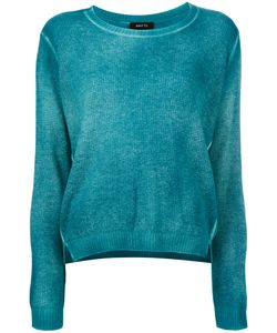 Avant Toi | Overdyed Long Sleeve Sweater