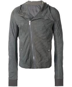 Rick Owens | Bullet Biker Jacket 50 Lamb Skin/Cotton/Viscose/Cupro