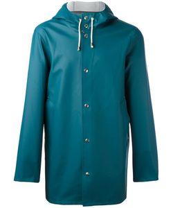 STUTTERHEIM | Stockholm Raincoat Adult Unisex Small Pvc/Cotton/Polyester