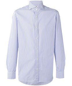 BORRELLI | Striped Shirt Size 43