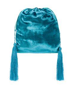 ATTICO | Velvet Pouch Bag Viscose/Silk