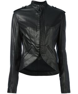 Haider Ackermann | Military-Style Leather Jacket Size