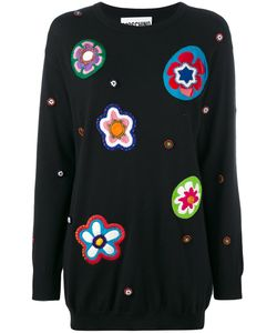 Moschino | Patch Knit Dress