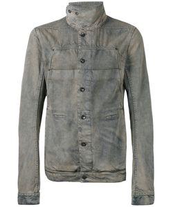 RICK OWENS DRKSHDW | High Neck Jacket