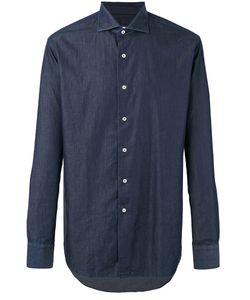 Alessandro Gherardeschi | Alessandro Gherardi Spread Collar Shirt Size 42