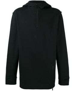 PUBLIC SCHOOL | Zipped Neck Hoodie Xs Cotton