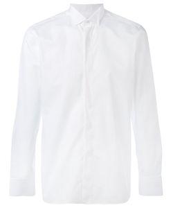 Z Zegna | Рубашка С Потайной Застежкой