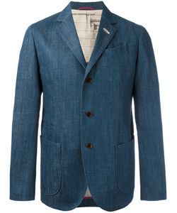 AL DUCA D'AOSTA   1902 Pocket Suit Jacket 48