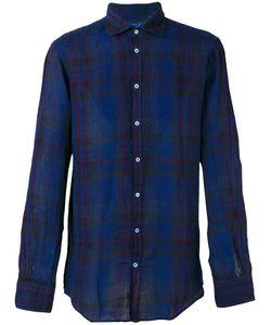 Massimo Alba | Plaid Shirt Xl