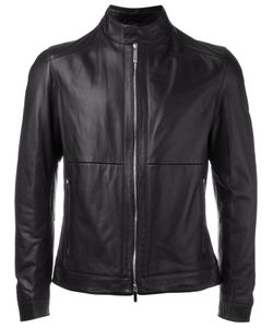 Boss Hugo Boss | Round Collar Biker Jacket Size 56