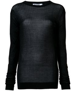 Jil Sander | Ribbed Sweater 36