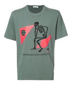 Undercover | Skeleton Print T-Shirt Size 3