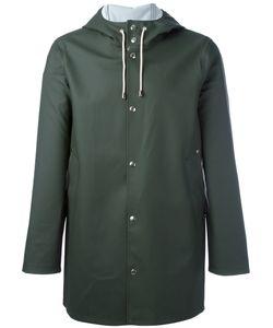 STUTTERHEIM | Drawstring Hood Raincoat Medium Pvc