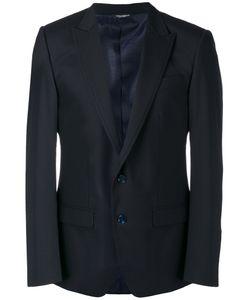 Dolce & Gabbana | Peaked Lapel Blazer 50 Virgin Wool/Spandex/Elastane/Polyester/Acetate