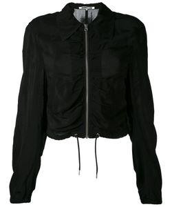 Mcq Alexander Mcqueen | Куртка-Бомбер С Присборенной Отделкой