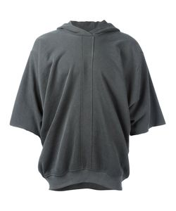 MOOHONG | Draped Hoodie 50 Cotton