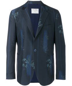 Etro | Print Blazer 50 Wool/Cotton/Silk