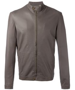 SALVATORE SANTORO   Banded Collar Jacket Size 52