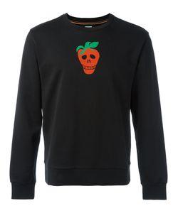 Paul Smith | Strawberry Skull Sweatshirt Medium Cotton