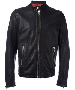 Diesel | Zip Jacket Xl Calf Leather