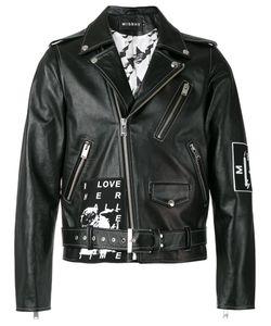 MISBHV | Warszawa 1980 Biker Jacket