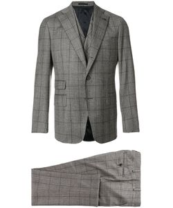 GABRIELE PASINI | Check Suit Jacket Men