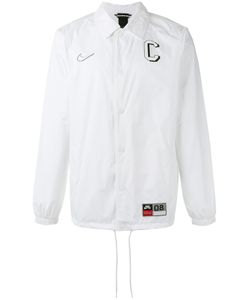 Nike | Sb Shield Coaches B.A. Jacket Large Polyester