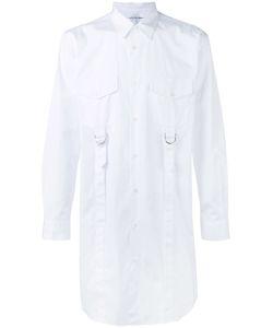Comme Des Garcons | Comme Des Garçons Shirt Elongated D-Ring Shirt