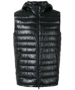 Herno | Zipped Hooded Gilet Size 52