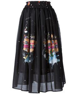 Tsumori Chisato | Noahs Ark Skirt 3 Polyester