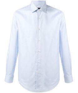 Pal Zileri   Рубашка С Закругленным Подолом