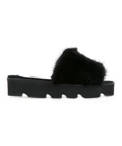 Olgana | Slider Sandals 40
