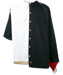 LIAM HODGES | Asymmetric Shirt S