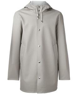 STUTTERHEIM | Stockholm Raincoat Adult Unisex Medium Cotton/Pvc/Polyester