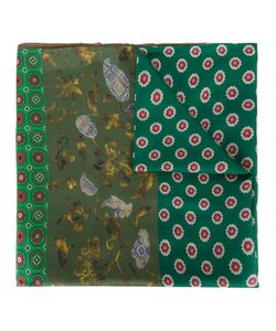 PIERRE-LOUIS MASCIA | Print Scarf Silk/Cotton