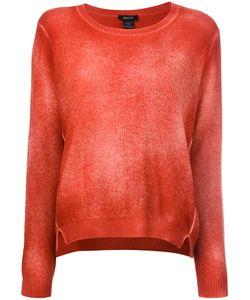 Avant Toi   Overdyed Long Sleeve Sweater