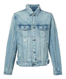 Ksubi | Выбеленная Джинсовая Куртка