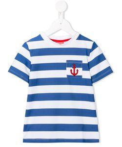 Sunuva | Anchor Striped T-Shirt 6 Yrs