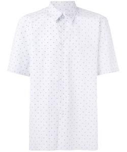 Jil Sander | Рубашка С Узором Из Квадратов