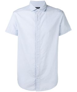 ARMANI JEANS | Classic Short-Sleeved Shirt Small