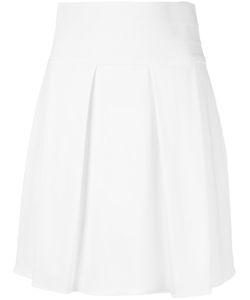 Emporio Armani | Pleated Skirt 42 Viscose/Spandex/Elastane/Polyester