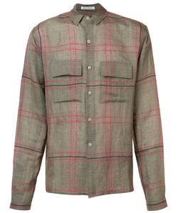 Denis Colomb | Checked Shirt M