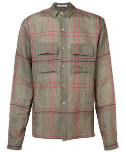 Denis Colomb   Checked Shirt M