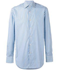 Kiton | Полосатая Рубашка