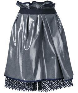 Kolor | Gathe Skirt 3 Polyester/Wool