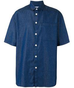 Sunnei   Oversized Denim Shirt Size Small