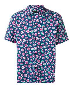 Love Moschino | Watermelon Print Shortsleeved Shirt