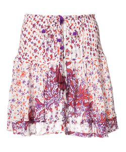 POUPETTE ST BARTH | Kila Printed Mini Skirt Size Xs