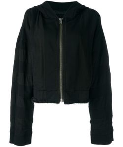 Haider Ackermann | Oversized Zipped Hoodie Large Cotton